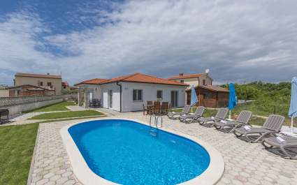 Villa Frontera Croatia with Private Pool