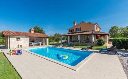 Villa Bacio - die Schönheit des Mittelmeers