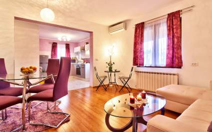 Deluxe One Bedroom A3 - Apartments Cvek - Rovinj