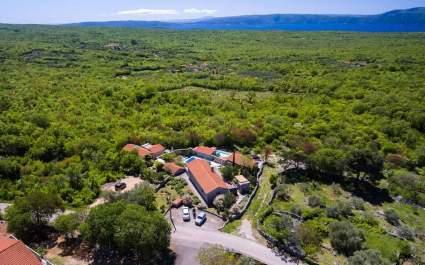 Villa Menta 1 - otok Krk