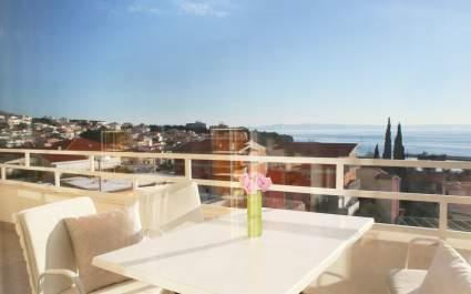 Apartment Mate A1 s pogledom na more - Baska Voda