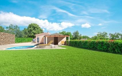 Casa Glavica con piscina privata