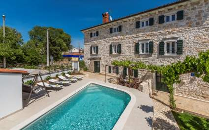 Stone House - Villa Zita with Private Pool