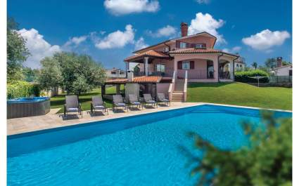 Villa Francesca mit privatem Pool