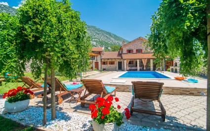 Luxury Stone House Villa Prelec with Private Pool