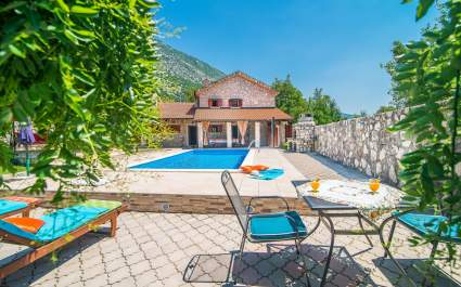Stone House Villa Prelec with Private Pool