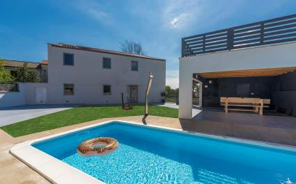 Villa Barbella with private pool