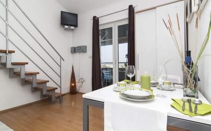 Apartments Cvek2 / Duplex Studio App B2 BR
