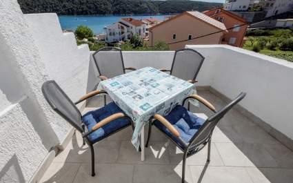Apartmani Korina / Apartman A1 za 5 osoba, s pogledom na more - Otok Rab