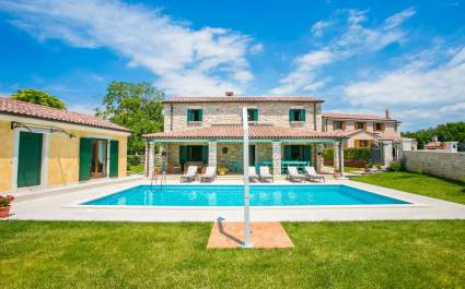 Charming Villa Luce Ribari in Istria Countryside