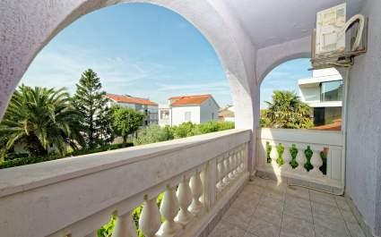 Villa Udovicic / One Bedroom Apartment WHITE with Balcony - Pjescana Uvala