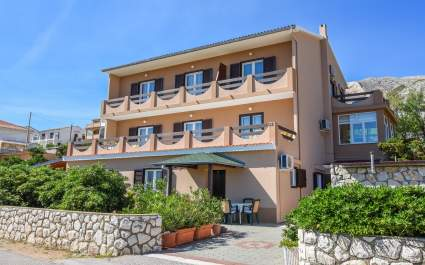 One Bedroom Apartment A1 in House Valentic - Island of Pag