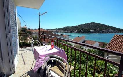 Apartments Stanko/Two bedrooms A1 A - Tisno