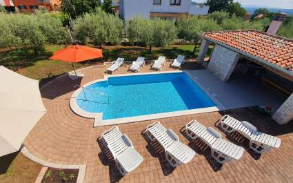 Villa Martina mit privatem Pool