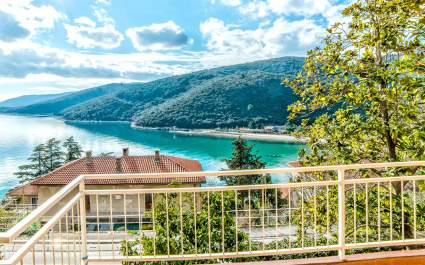 Apartments Poljak / Two bedroom apartment A1 - Rabac