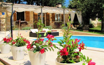 Villa Morena with Pool for two to four persons