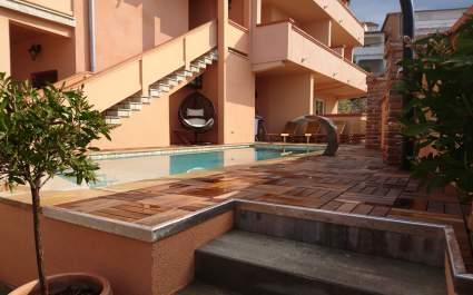 Apartments Del Mar / Apartment A4 - Island of Rab