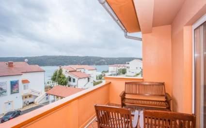 Apartments Del Mar / Apartment 1a - Island of Rab