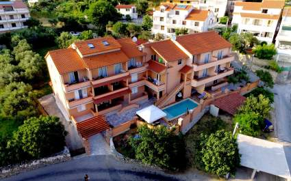 Apartments Del Mar / Apartment 2a - Island of Rab