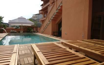 Apartments Del Mar / Apartment 4a - Island of Rab