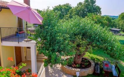 Studio-Apartment Gianni mit Balkon