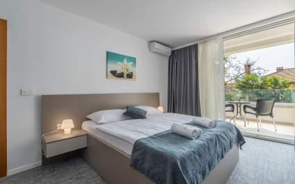 Villa Ladavac / Superior dvokrevetna soba s balkonom S4