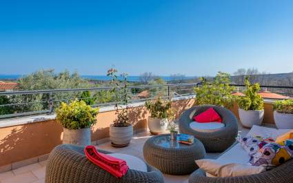 Villa Romantic in der Nähe von Duga Uvala