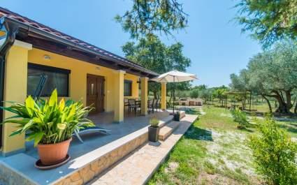 Casa vacanze Val Vidal vicino a Rovigno