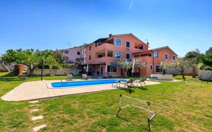 Ferienwohnung Cetina A2 im Erdgeschoss - Banjole
