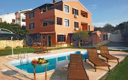 Appartamento con due camere da letto Cetina A3 - Banjole