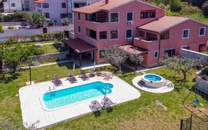Zwei Schlafzimmer Ferienwohnung Cetina A3 - Banjole