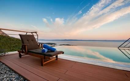 Luxury villa View with pool in Makarska
