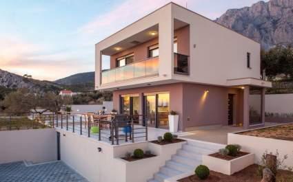 Villa Ribica mit privatem Pool in Makarska