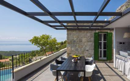 Luxury Villa 2M Luxury in Makarska