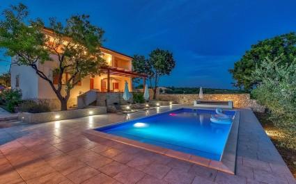 Villa Chiara arredata con gusto vicino alla Città di Zadar