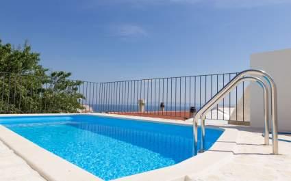 Villa Eli mit privatem Pool in Süddalmatien