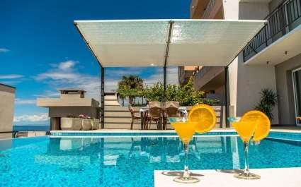 Two-bedroom Apartment Stanko in Makarska
