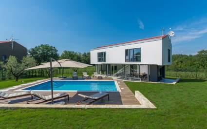 Villa Caelli di lusso con piscina privata vicino a Pula