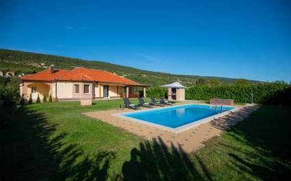 Luxusvilla Six Brothers mit privatem Pool in Imotski