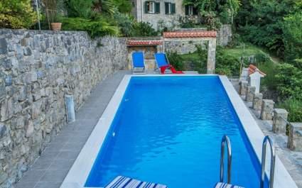 Villa Blanka near Split
