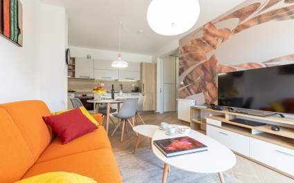 Apartment Brioni Colors CITY