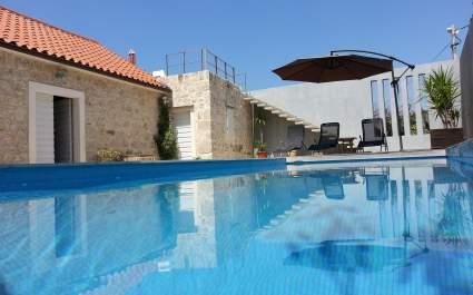 Villa Heritage mit privatem Pool in Podgora