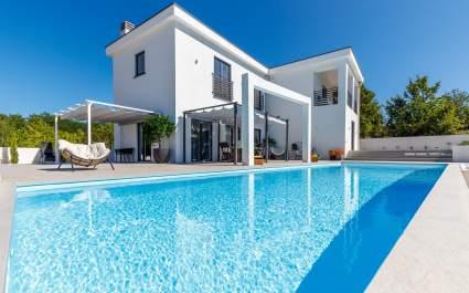 Villa di lusso Valhalla con piscina privata