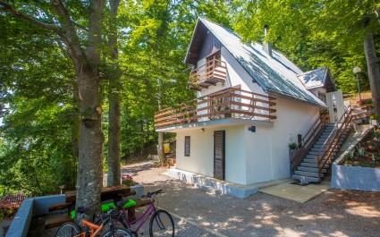 Two-Bedroom Holiday Cottage Vanda in Gorski Kotar