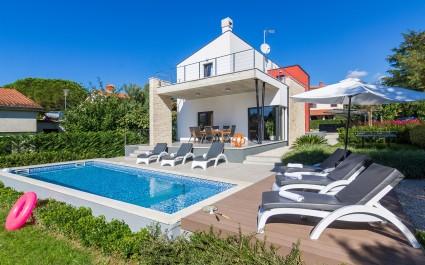 Luxury 4 * Villa Tara a Porec