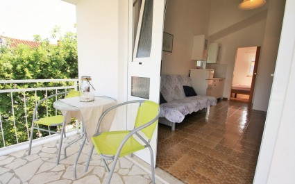 Apartment Martina Spadici III on the first Floor near to the Sea