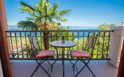 Apartment Jasminka I with Balcony and Beautiful Sea View - Lovran