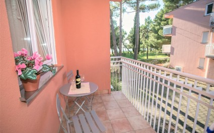 Lovely apartment Morena with Balcony 50 meter from the Beach