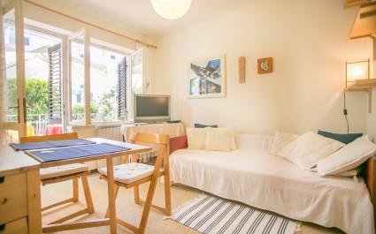 One-Bedroom Apartment Prekalj Jelena with a Terrace