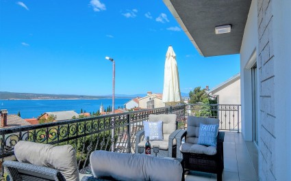 Apartment Queens III with Sea View - Selce